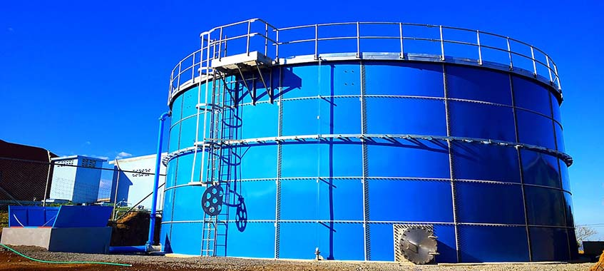 Costa Rica Potable Water Tank