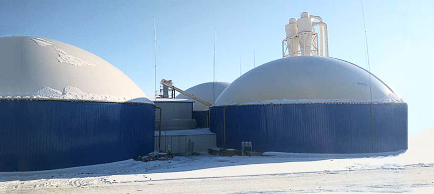 Inner Mongolia Biogas Project