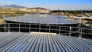 Aluminum Alloy Trough Deck Covers