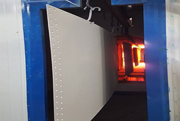 High Temperature Tunnel Oven