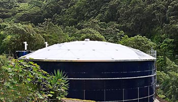 Potable Water Project in Panama