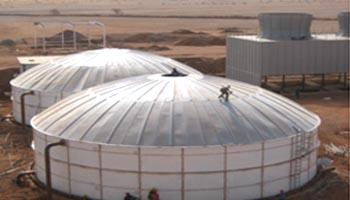 Azelik Uranium Deposits Fire Water Storage Project