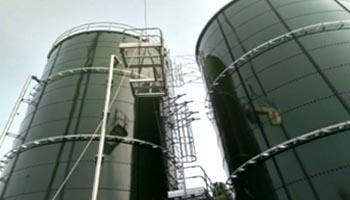 coco-cola plant wastewate treatment