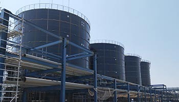 Petrochemical Wastewater Treatment Tank