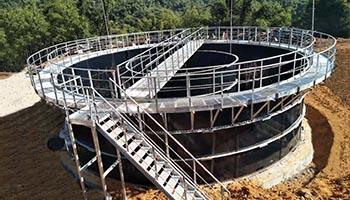 wuzhou municipal sewage treatment plant