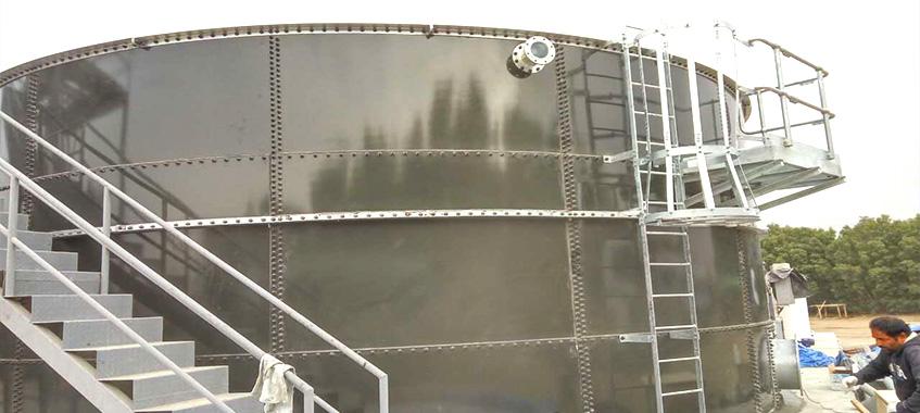 Municipal Sewage Storage Tank