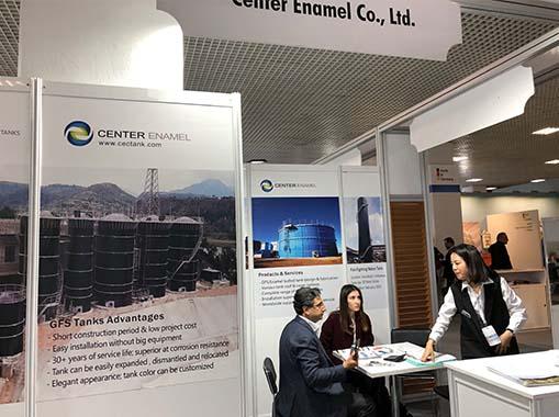 IFAT Eurasia 2019
