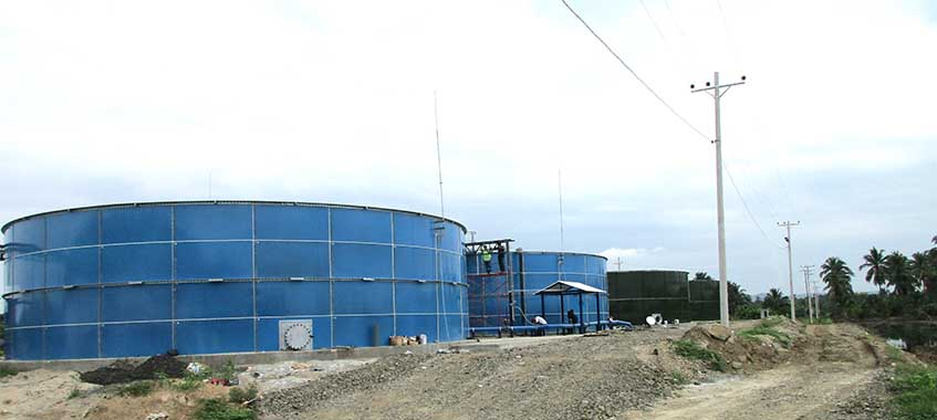High-quality Agriculture Water Tank For Farming Irrigation