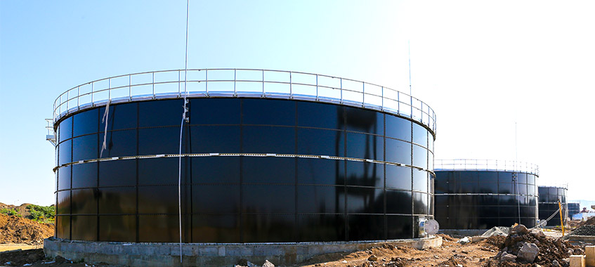 Quality Industrial Effluent Tanks For Industrial Effluent Storage