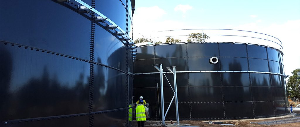 Municipal Water Tanks