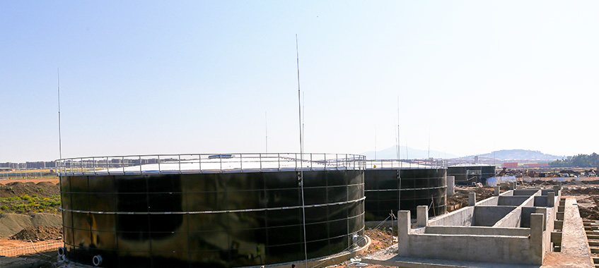 Process Water Tanks