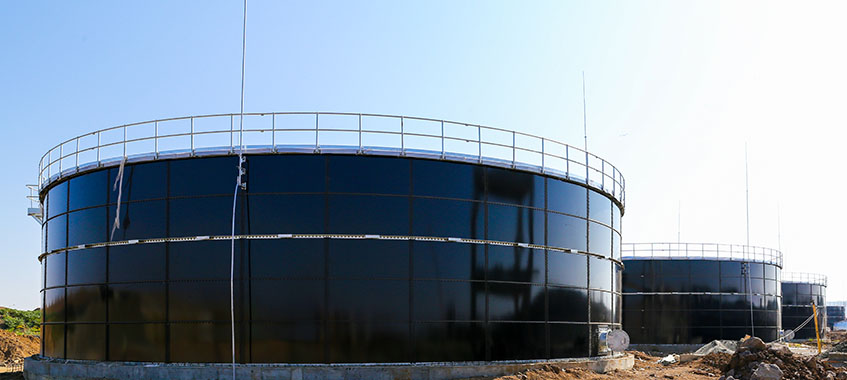 Textile Wastewater Tanks