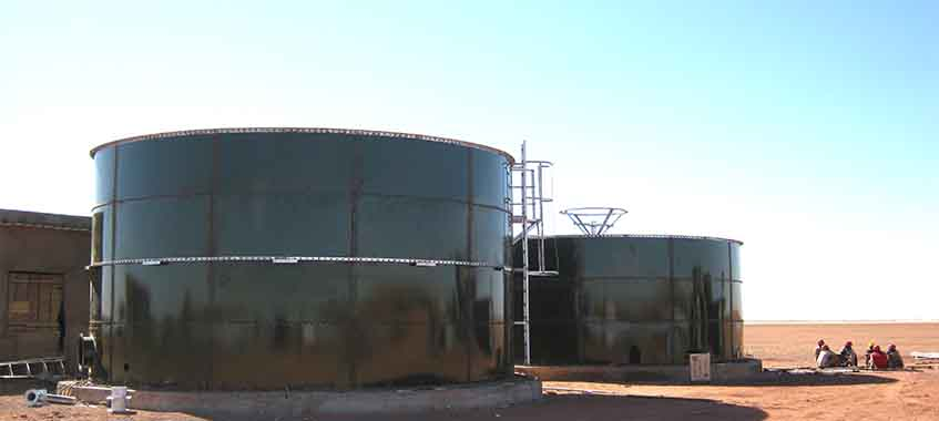 Global Advanced Storage Tank Solutions