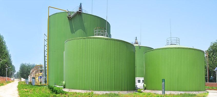 Frac Water Storage Tanks
