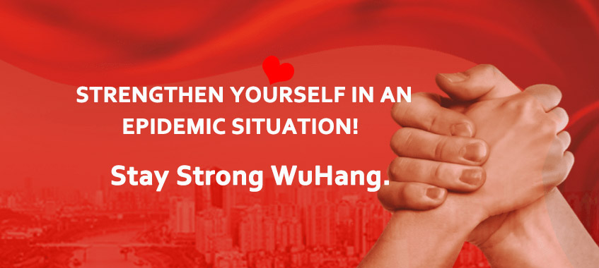 Stay Strong WuHang