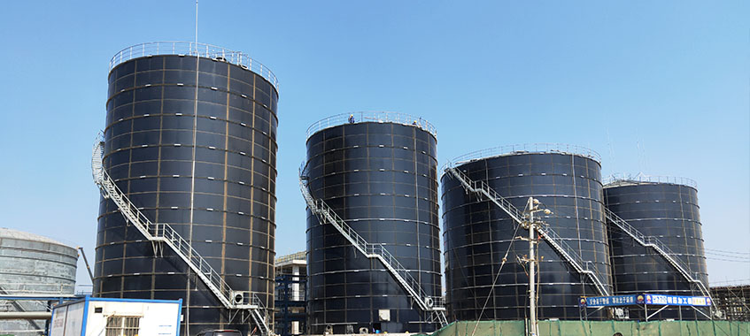 Fuel And Oil Storage Tanks