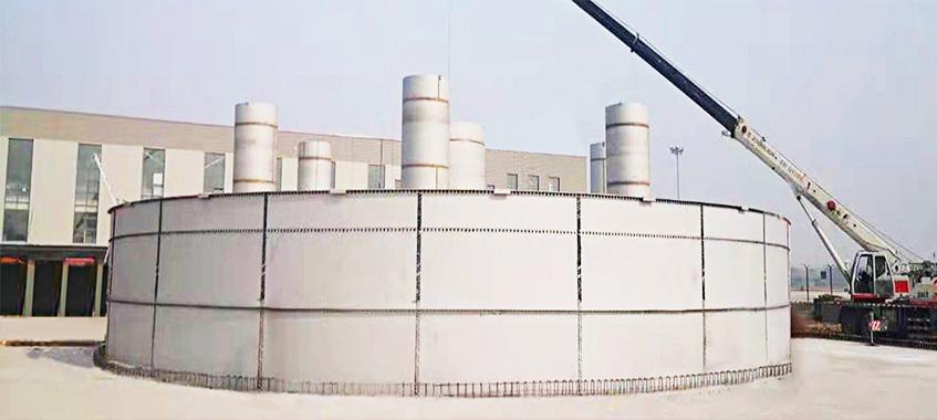 Stainless Steel Liquid Tanks