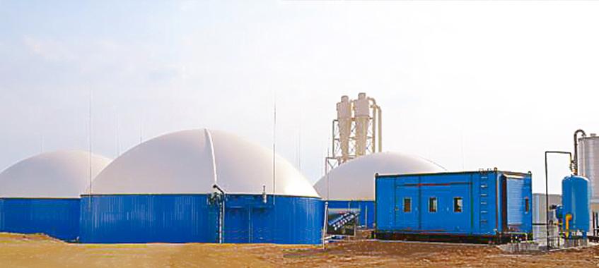 China Leading Bioenergy Storage Tanks Manufacturer