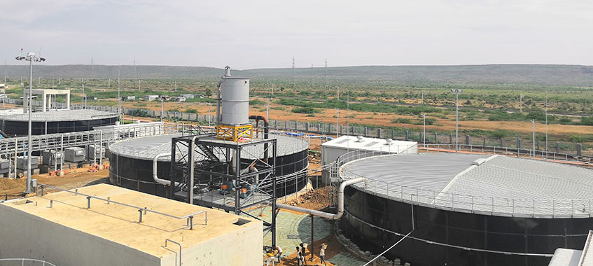 Industrial Wastewater Treatment Project In Ethiopia