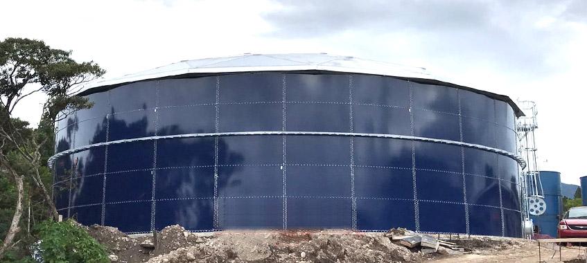 Sludge Digester Tank And Sludge Storage Tank