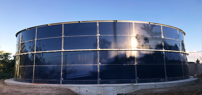 Municipal Potable Storage Water Tanks