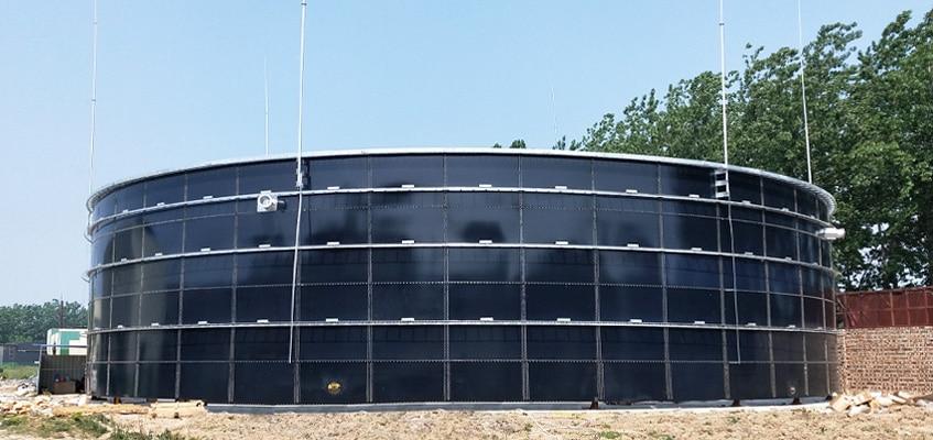 Deionized Water Storage Tanks