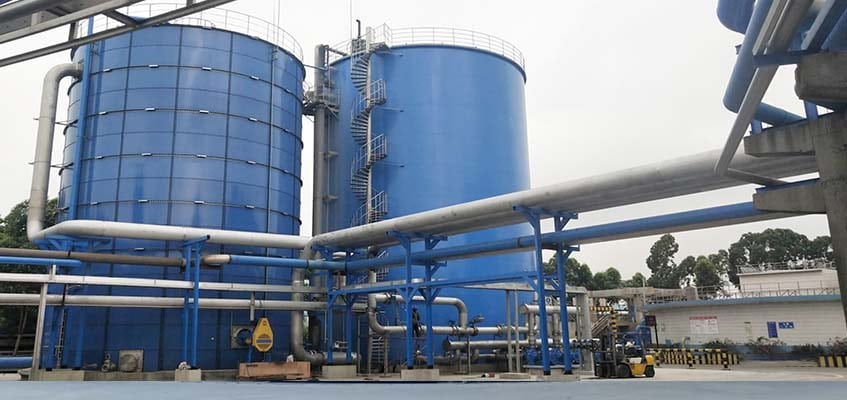 Indonesia's Dairy Wastewater Treatment Project