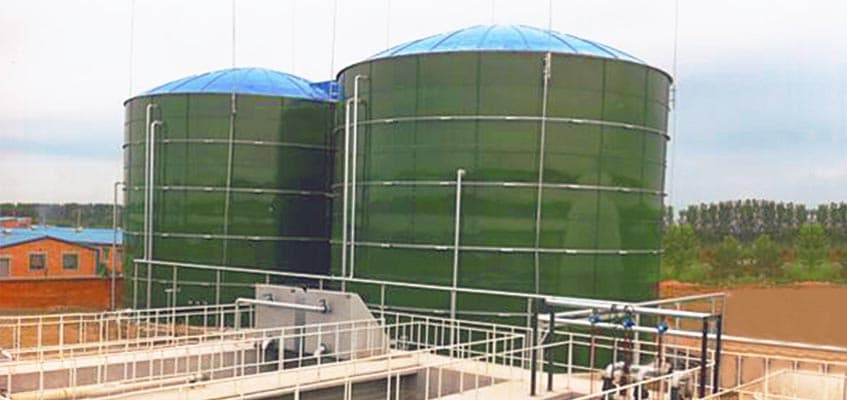 Poultry and Livestock Manure Storage Tanks