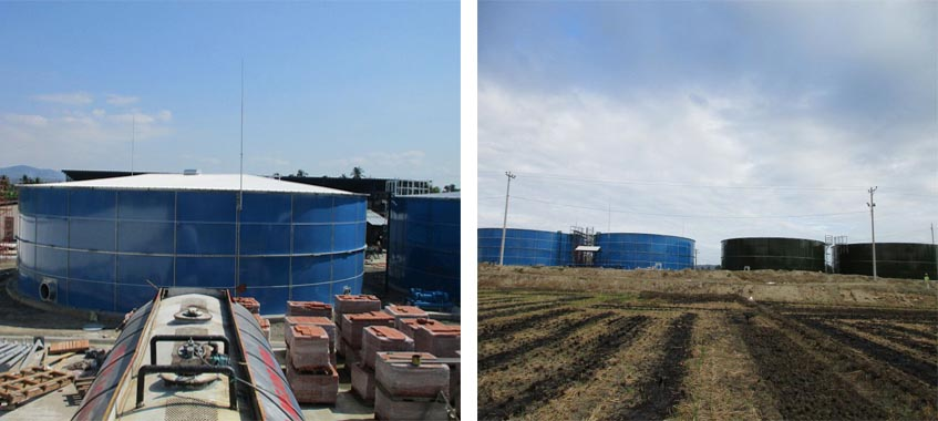 Agricultural Water Treatment Project In Ecuador