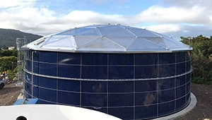 Aluminum Dome Covers