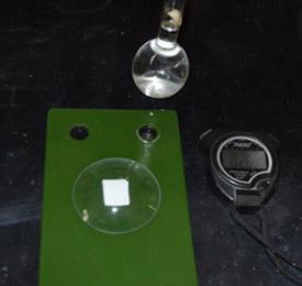 Acid & Alkali Resistance Test