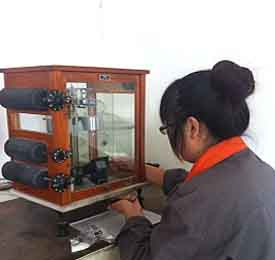 Inspection & Analysis of Incoming Raw Materials