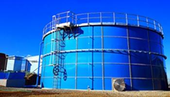 costa rica potable water tank