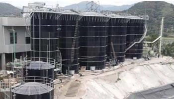 Taizhou Leachate anaerobic nitrification reactors