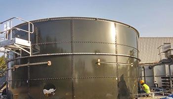 municipal wastewater treatment plant in kuwait