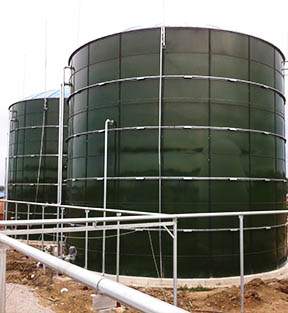 agricultural water storage