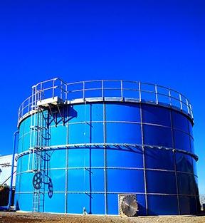 drinking water storage