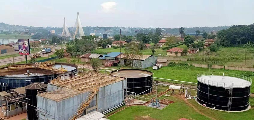 Beer Wastewater Treatment Expansion Project