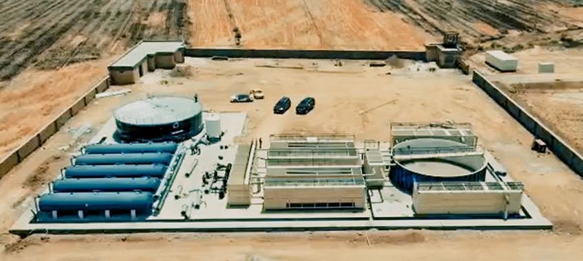 Iraq Storage Tank Project